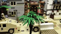 LEGO MODERN WARFARE FILM PART 1 (Long road home)