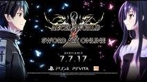 Accel World VS Sword Art Online - Trailer de lancement
