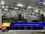 Analyst believes economic gains from investment upgrade will not affect the masses anytime soon