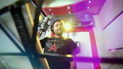 Aadhyamayi Song Making Video   Kalam Movie   Ratheesh Vega   Najim Arshad   Harinarayanan