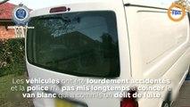 Un dealer avec plus de 125 millions € de stupéfiants dans sa camionnette fait un accident... avec la police !