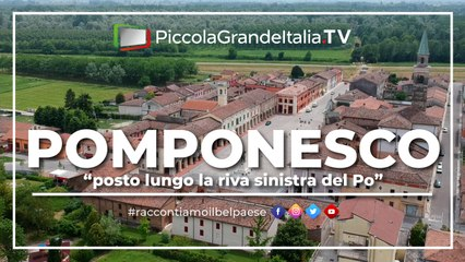 Pomponesco - Piccola Grande Italia
