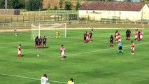 [Amical] SDR-FCM (2-0) : le but de Moreto Cassama