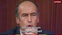 « Vous n'avez pas, monsieur Mitterrand, le monopole du cœur »
