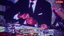 Quand le couple Giscard d'Estaing s'invitait chez les Français
