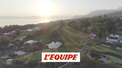 Un finish plus excitant - Golf - The Evian