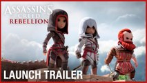 Assassin's Creed Rebellion - Trailer de lancement