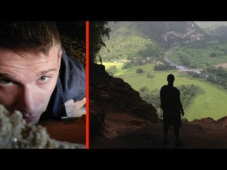Random Find – Man Gets Lost In Cave & Finds Something Unique