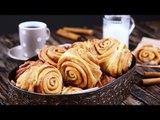 German Cinnamon Swirls – Cute Little Rolls Of Sweetness