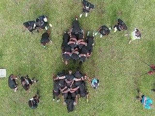 Bonne melee des fidjiens sans pré-engagement  2