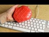 Créez une pâte de nettoyage pour vos claviers et télécommandes
