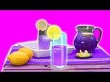 Remède magique : boisson violette contre les migraines et pour la bonne humeur