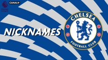"Nicknames - Les ""Blues"" de Chelsea"