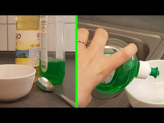 6 Totally Fascinating Kitchen Experiments – #5 Even Changes Water!