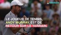 Le régime anti-inflammatoire d'Andy Murray