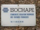 Isochape située à Châtillon dans les Hauts-de-Seine