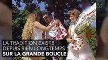 Tour de France : vers la fin des hôtesses sur les podiums ? Le débat fait rage