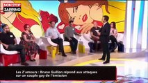 Les Z'amours : Bruno Guillon répond aux attaques sur un couple gay de l'émission (vidéo)