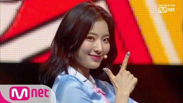 프로미스나인(fromis_9) - LOVE RUMPUMPUM|KCON 2019 NY × M COUNTDOWN