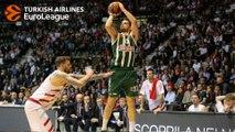 Best plays of Panathinaikos returnees