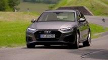 Audi A4 Avant TDI in Terra Grey Driving Video
