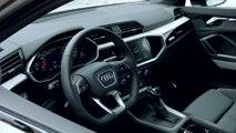 The new Audi Q3 Sportback Interior Design