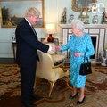 Boris Johnson officiellement investi Premier ministre