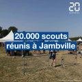 Yvelines: Un rassemblement scout axé sur le numérique (mais pas que)