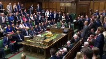 Johnson addresses Commons for first time as PM