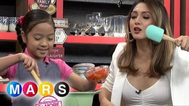Mars Pa More: 8-year-old kid cooks sinigang sa miso | Mars Masarap