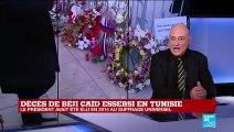 Décès de Béji Caïd Essebsi : l'émancipation des femmes en Tunisie