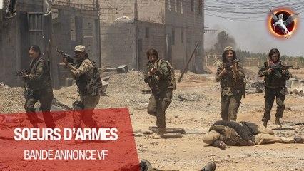 SŒURS D'ARMES - Bande annonce VF