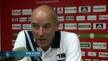 Après AC Ajaccio - HAC (2-2), réaction de Paul Le Guen
