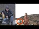 Un homme construit une moto avec sa voiture en panne pour survivre en plein désert