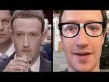 La maladie de Mark Zuckerberg est la raison pour laquelle Facebook est bleu.