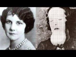 On dit qu'elle est décédée à cause de la syphilis. Mais quand ils ont ouvert son cercueil...