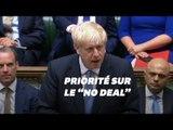 Le Brexit au coeur du premier discours de Boris Johnson au Parlement britannique