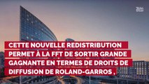 Roland-Garros : France Télévisions perd une partie des droits...