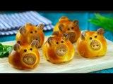 Recette : cochons surprise : le feuilleté-saucisse version trop mignon