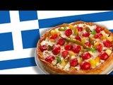 Quiche à la grecque : on réunit les classiques méditerranéens pour midi