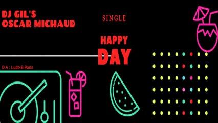 DJ JIL'S FEAT OSCAR - happy day