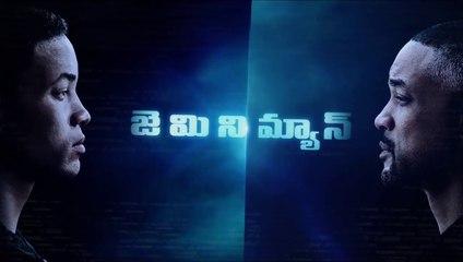 Gemini Man (2019) Official Telugu Dubbed Movie Trailer