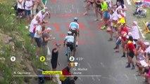Tour de France 2019 - Romain Bardet tente de partir en contre