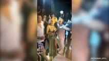 Jennifer Lopez's Wild Party