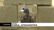 En Afghanistan, les enfants doivent travailler dès leur plus jeune âge