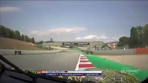 2019 4 Hours of Barcelona - Onboard #56 Project 1