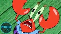 Top 10 Worst Things To Happen to Mr. Krabs (SpongeBob)
