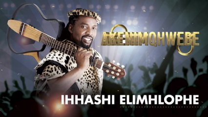 Ihhashi Elimhlophe - Akenimqhwebe