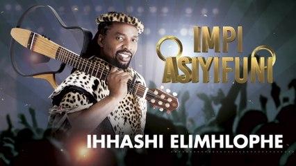 Ihhashi Elimhlophe - Impi Asiyifuni