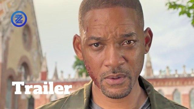 Gemini Man Trailer #2 (2019) Will Smith, Clive Owen Action Movie HD